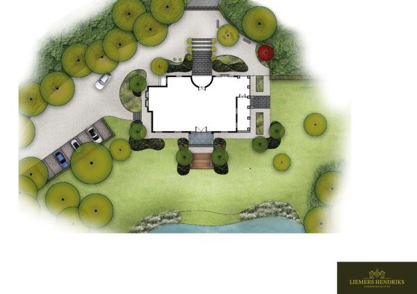 Ontwerp tuin