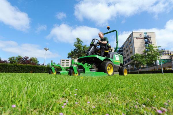 Geert grasmaaier